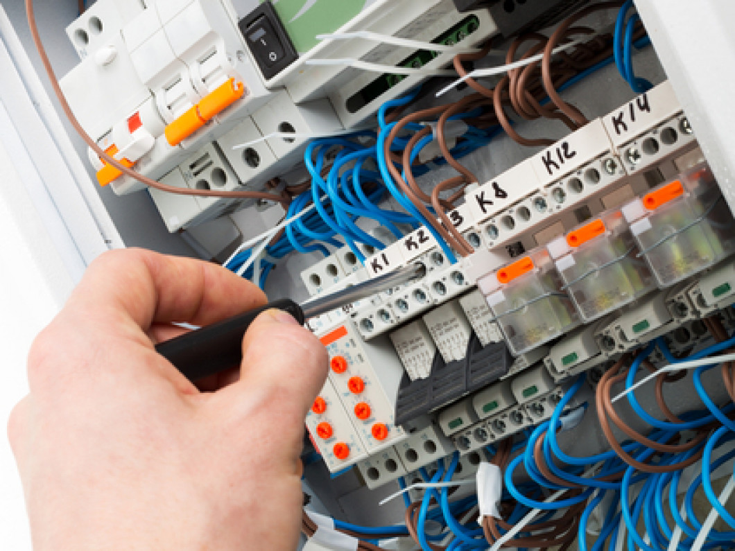 One of our qualified electricians will be there to help you